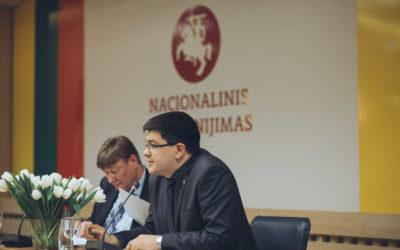 Vytautas Sinica. Fasadinė demokratija Lietuvoje: rinkimai tik tiems, kas jau Parlamente