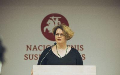 Rasa Čepaitienė. Lietuva nebėra lietuvių valstybė
