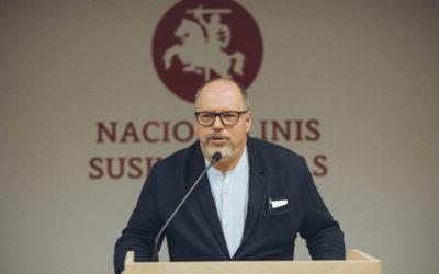 Robertas Ramanauskas. Ar bus Lietuvoje atkurtas mokytojo autoritetas?