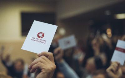 Nacionalinis susivienijimas – 2020 m. Seimo rinkimų dalyviai