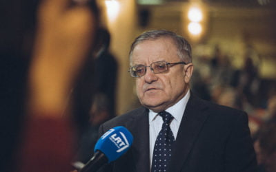 Vytautas Radžvilas. Po susidorojimų: atidavus Sukilimą, nebereiks ir Genocido centro