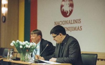 Vytautas Sinica. 5 punktai apie Rakutį, Tapiną ir Holokaustą