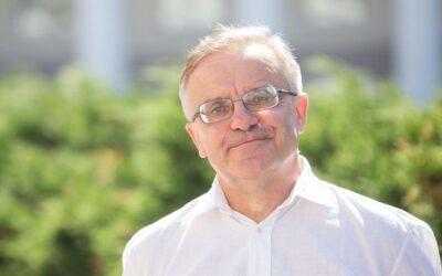 Vytautas Radžvilas. Išdrįskime įsivaizduoti ir patikėti: lietuviai – pakėlusi galvas TAUTA!