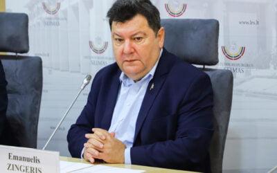 Algimantas Rusteika. Ar šis pirmininkas būtų objektyvus?