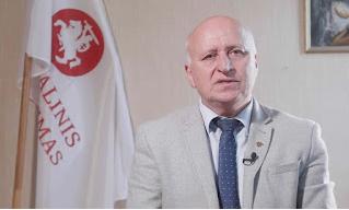 """Raimondas Pankevičius. Ar tikrai """"Lietuvai negalima patikėti jų pačių istorijos"""""""