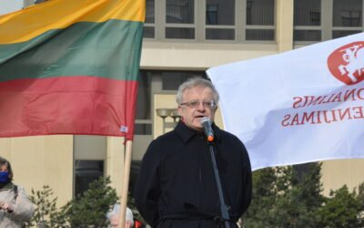 Vytautas Radžvilas. Jie kantriai laukė, kol pasitrauks karta, kuri atsimena