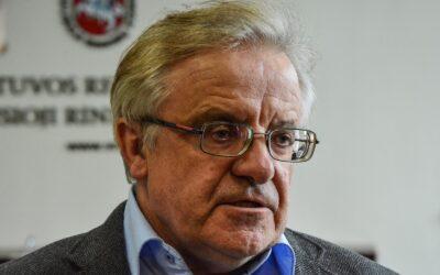 """Vytautas Radžvilas. """"T. Venclovai nepriklausomybė nebuvo ir negali būti aukščiausia vertybe"""""""