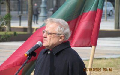 Vytautas Radžvilas. LGGRTC atsidūrė buvusių SSRS kolaborantų ir represinių struktūrų atstovų atžalų rankose (tekstas papildytas su nuotraukomis)