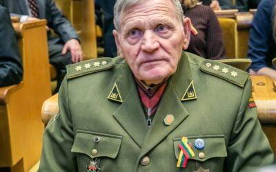 Jonas Kadžionis. Partizanų jėga buvo ne ginkluose, o tikėjime