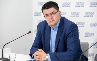 Vytautas Sinica. Leftizmas