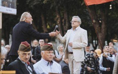 Vytautas Radžvilas. Antisąjūdinės revoliucijos įšalas