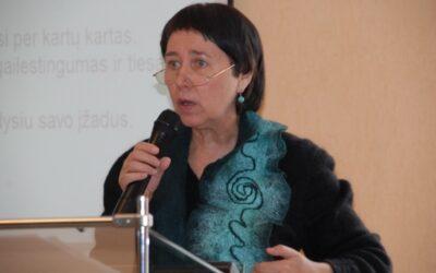 Alina Laučienė. Kada mokytojo profesija bus prestižinė? (I dalis)